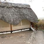 The Thatched Roofed Tent