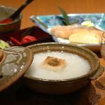 朝食(朝粥)例