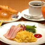 朝食(洋食)例