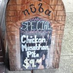 Nuba on Seymour Street