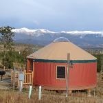 YMCA Yurts