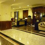 Lobby area with free wi-fi