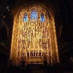 Figures on the Great Reredos