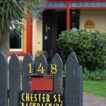 Chester St Backpacker