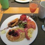 Breakfast Buffet Items