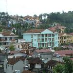 View From Hotel of Sapa
