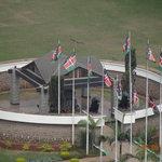 cemetery of Kenyatta president