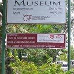 Signage along Gatuslao street