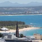 Santos Beach View