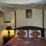 Air conditioned double room