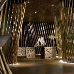 Lobby Bamboo Spa