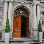 front door very welcoming