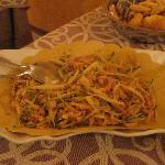 Frittura di saltarèi e zucchine