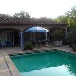 Pool + terrace