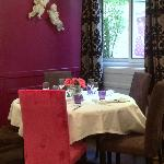 Le Restaurant ; une ambiance cosy baroque chic