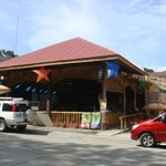 Frontage of Atong Kamalig Restaurant