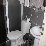 حمام صغير