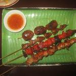Tocino/Pork BBQ/Chicken Liver/Chicken Heart