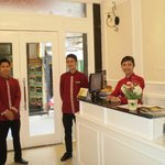 Excellent staff
