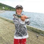 La pêche à Grande-Grave