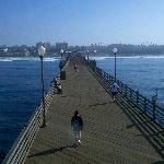 Nearby Oceanside Pier