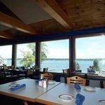 Overlooking Cayuga Lake