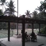 Tennis courts x 2