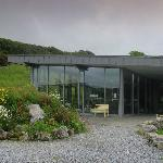 Doolin Cave : the visitor centre and cafe