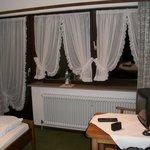 Zimmer mit Pritsche
