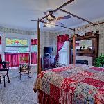Zoar Village room