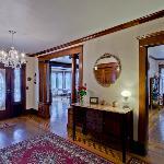 Foyer in The Garver House