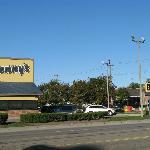 Benny's Family Restaurant.