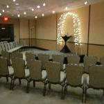 East Plains Parlor - Wedding Ceremony
