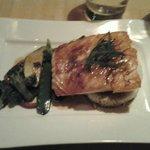 Miso-Teriayki Salmon