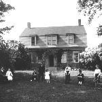 McCulloch House circa 1890's