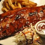 Casey's Slow Roasted Back Ribs