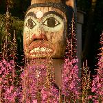 Totem Bight Park (near by)