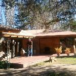 Main House at Lujan de Cuyo B&B