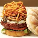their gourmet burger