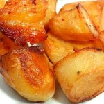 sunday roast potatoes were free on the bar after 9pm on sunday night
