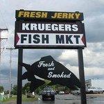 Foto di Krueger's Fish Market