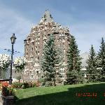 Castle in the Rockies