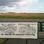 The airfield as it is today