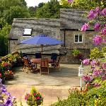 Thorpe Cottage Patio