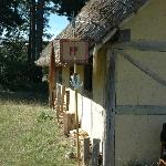Anglo-Saxon Village - part with open air museum