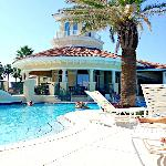 Adult pool area at Ponte Vedra Beach