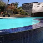 Infinity pool& bar