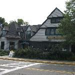 Abbé Museum, situé de biais au parc