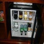 Free Mini Bar