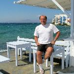 Panos at Little Venice, Mykonos